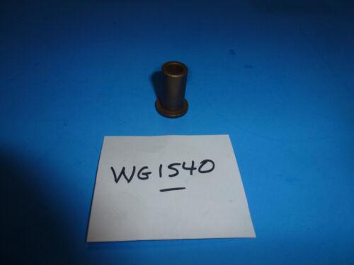 "FREE SHIPPING WG1540 Flange Bushing Bronze  5//8/"" O.D X  3//8/"" I.D 7//8 Head"