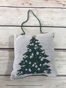 Christmas-Ornament-Green-Tree-Plush-Pillow-Holiday-Decoration-Home-Decor-Xmas