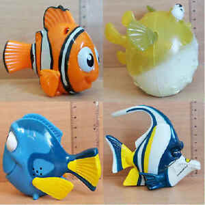 McDonalds-Happy-Meal-Toy-2003-Disney-Finding-Nemo-Plastic-Toys-Various