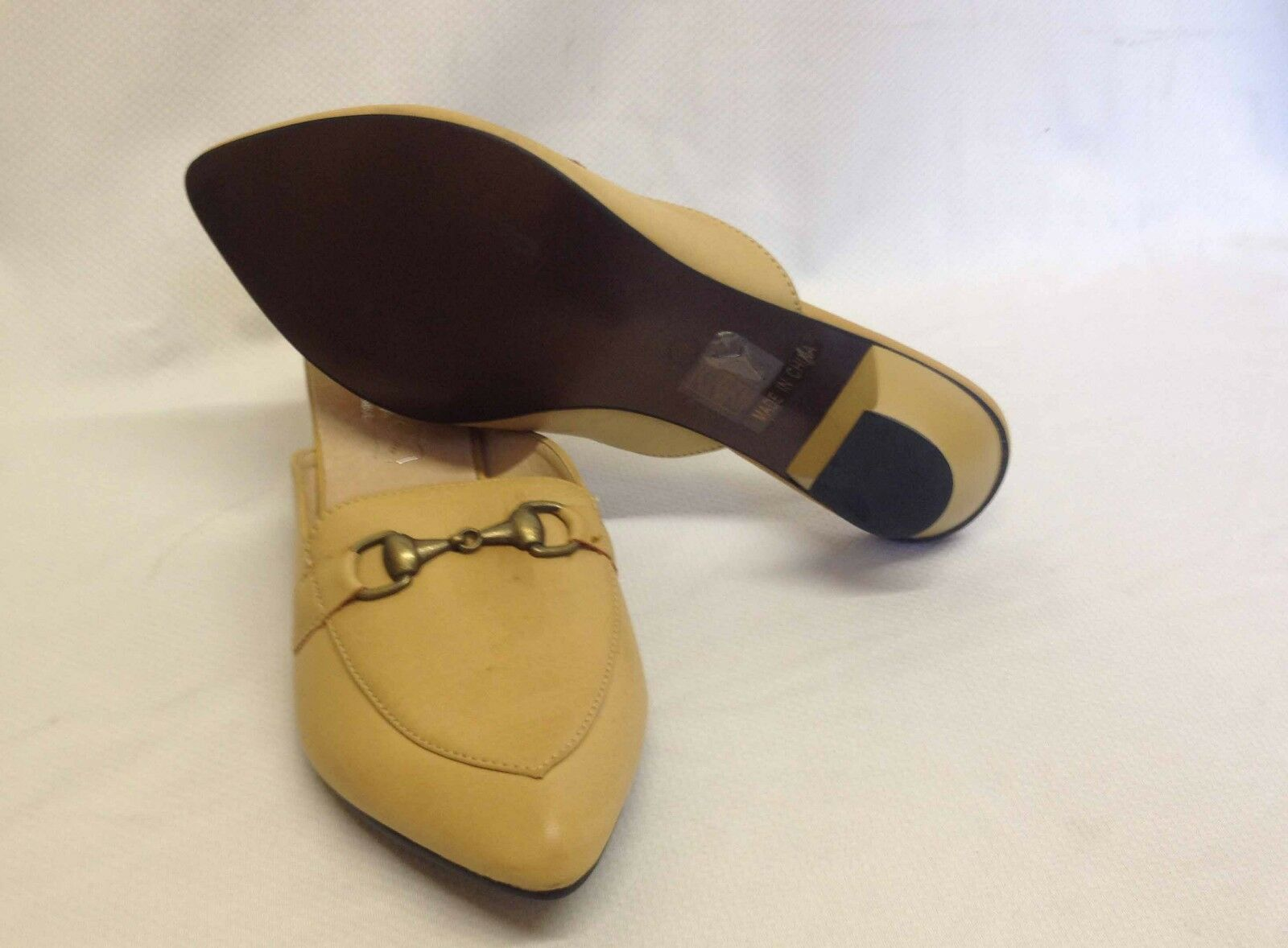 12 X JOB LOT Damenschuhe LADIES MID BLOCK HEEL PEEP MULE TOE SLIP ON BEIGE MULE PEEP SANDALS 90e3b1