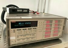 Keithley 7002 Switch System 7012 S 4x10 Matrix