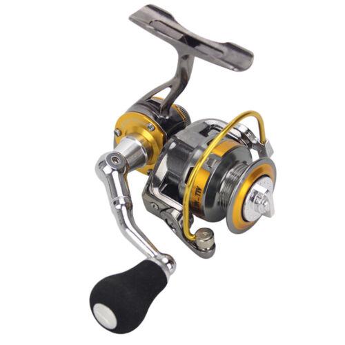 Zinc Alloy Ultra-light Mini Fishing Spinning Reel 3+1BB Fishing Tackles 175g