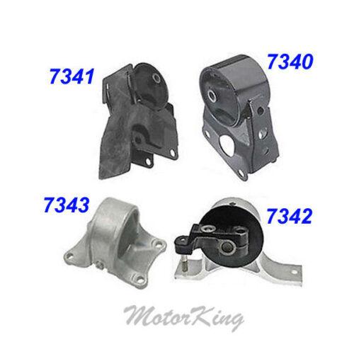 Engine Motor /& Trans Mount kit 4PC set for 02-2006 Nissan Altima 2.5L  Auto M029
