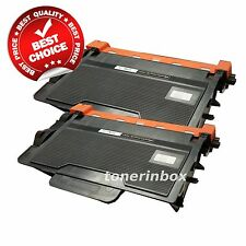 2 PK TN850 Black Toner Cartridge for Brother TN820 HL-L5000D MFC-L5900DW Printer