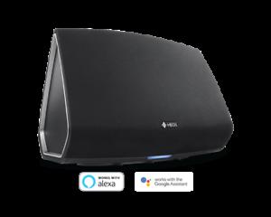 DENON HEOS 5 HS2 (2.Gen) Speaker Bluetooth Wireless Hi-Res Audio BLACK