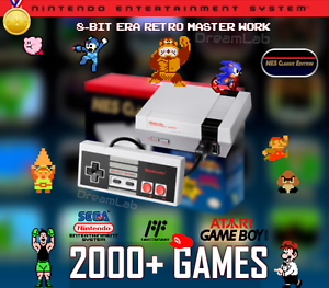 NES Classic Edition Nintendo Entertainment System Mini Console