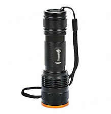 Mastiff Z3 Zoomable 5w 940 NM Infrared Radiations LEDs IR Lamps Flashlight Torch