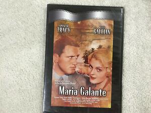 MARIA-GALANTE-DVD-SPENCER-TRACY-KETTI-GALLIAN-JACQUES-DEVAL-NEW-NUEVA