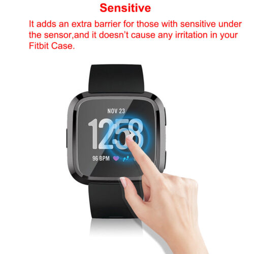 Cover Case Accessory Protective Shockproof Rugged Shell For Fitbit Versa US Fast
