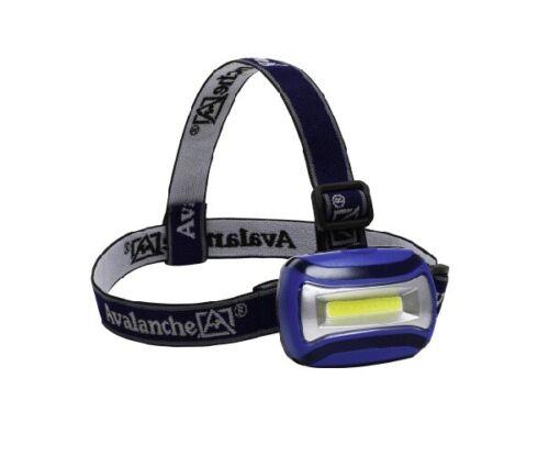 Avalanche Ultra Bright DEL projecteur avec 3 Light Modes