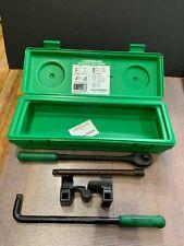 Greenlee 796 Ratchet Cable Bender In Plastic Case