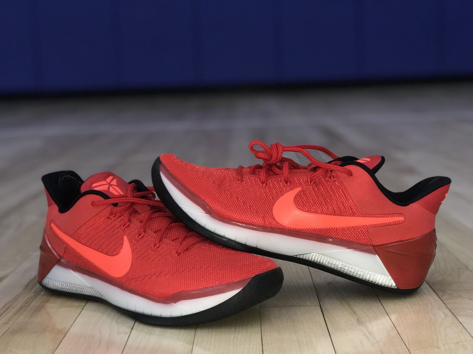 Nike kobe annuncio d pe pe pe derozan universit rosso - nero bianco 852425 608 numero 10 197cfb