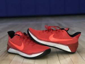 best service 5fc80 de790 Image is loading Nike-Kobe-AD-A-D-PE-DEROZAN-UNIVERSITY-Red-