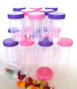 20-Pill-Bottle-Jars-Doc-McStuffins-Party-Favor-Candy-Container-3814-DecoJars-US