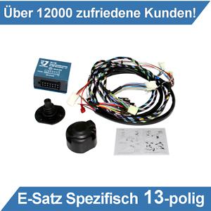 Spaceback Elektrosatz spezifisch 13pol Kpl. Für Skoda Rapid 5-tür