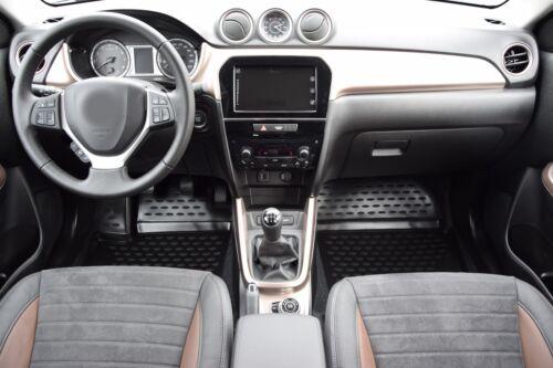 3D Gummifußmatten Gummimatten für Ford Explorer ab 2011 5-tlg Set