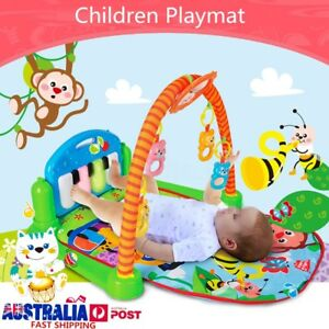 3-in-1-Cute-Rainforest-Musical-Lullaby-Baby-Activity-Playmat-Gym-Toy-Play-Mat