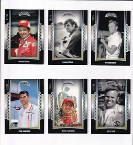 2012-Legends-SILVER-HOLOFOIL-PARALLEL-7-Jerry-Cook-BV-6-14-25-SCARCE
