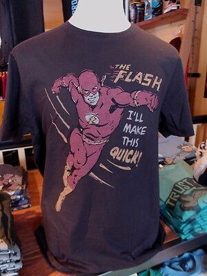 Flash I'll Make This Quick  Men's T-shirt