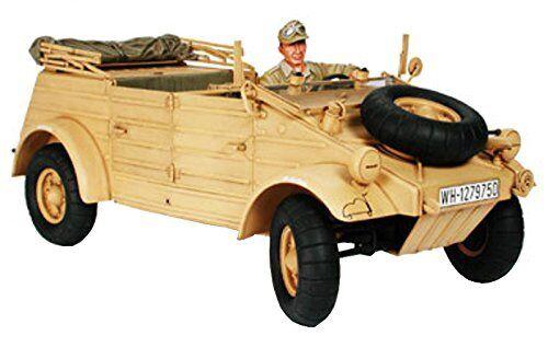 Tamiya 1 16 Tedesco  Kubelwagen Tipo 82 Africa-Corps W Feldmarschtutti Rommel Kit  ultimi stili