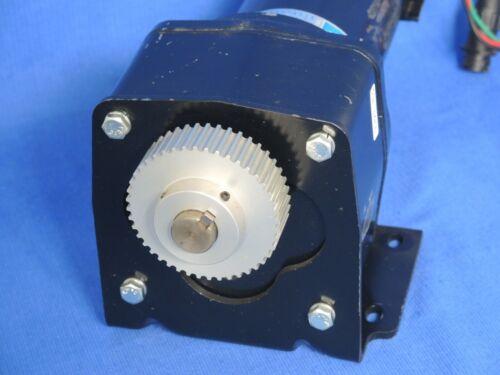 2.3 Amp Leeson CM34D25NZ57B DC Gear Motor 1//4 hp 90 VDC
