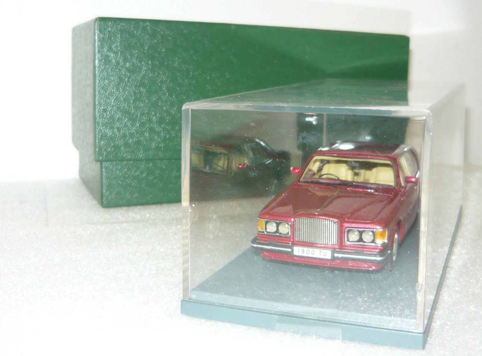Neo - 44165, bentley turbo r 84, rot - metallic, 1   43, neu und ovp