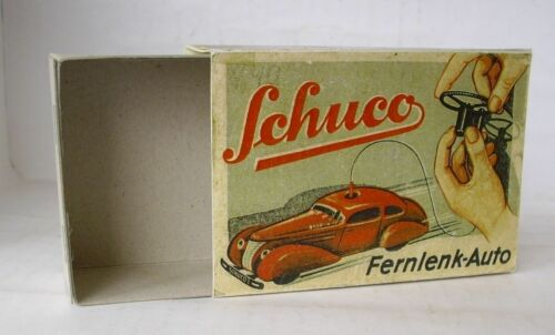 Blechspielzeug Repro Box Schuco Fernlenkauto 3000