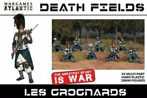 BASE-Bundle-Death-Fields-Les-Grognards-24-Miniaturen-28mm-Boneshop