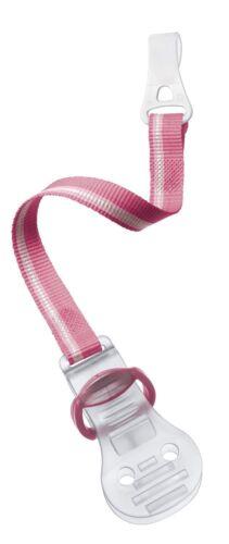 nuevo * Philips Avent cadena para chupete clip azul verde o rosa selección
