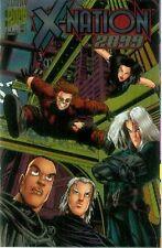 X-Nation 2099 # 1 (humberto ramos) (foil cover) (Estados Unidos, 1996)