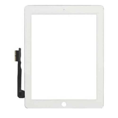 Digitizer Replacement for iPad 2-4 mini 1-3 /& Air in Black /& White