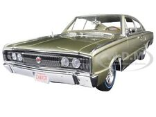 1966 DODGE CHARGER 426 HEMI GOLD LTD 1002pcs 50th ANNIV. 1/18 AUTOWORLD AMM1067
