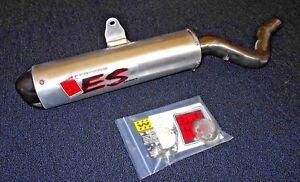 YAMAHA-YFZ450-YFZ-450-BIG-GUN-ECO-SLIP-ON-EXHAUST-MUFFLER-SILENCER-04-13-CARB