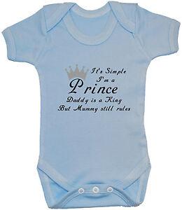 Love is my Mummy /& Daddy Baby Grow//Bodysuit//T-Shirt//Romper Newborn-24m Boy Girl