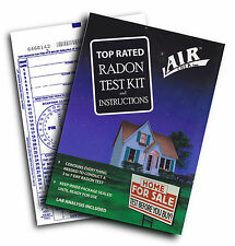Air Chek Radon Gas Test Kit /Detector