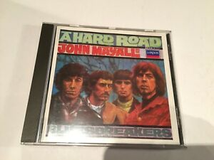 John-Mayall-And-The-Bluesbreakers-A-Hard-Road-CD-Album-1987-Made-in-W-Germany