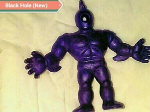 M-U-S-C-L-E-Muscle-Men-224-New-Black-Hole-figure-PURPLE-CHEAP