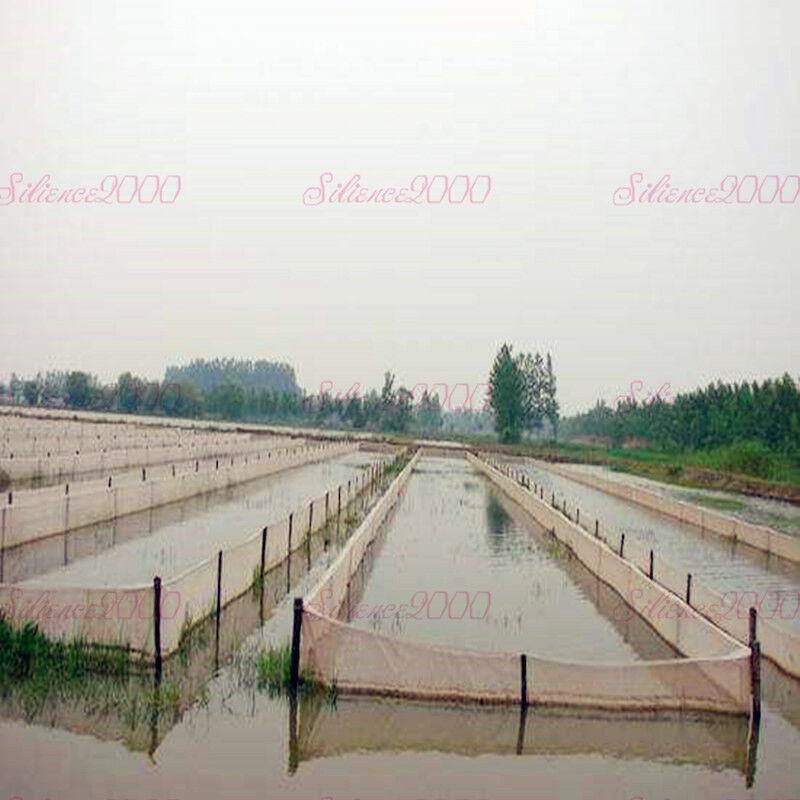 Pond Fish Box Isolation Polyethylene Breeding Net With 15cm Anti-Escape Edge
