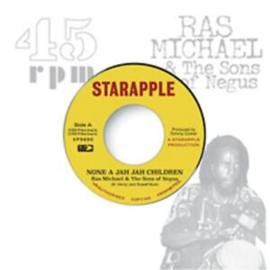 "Ras Michael - None a Jah Jah Children - New 7"" Vinyl"