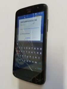 Details about ZTE Majesty Pro Z798BL Android TracFone Smartphone Cellphone  Z798 BL Prepaid