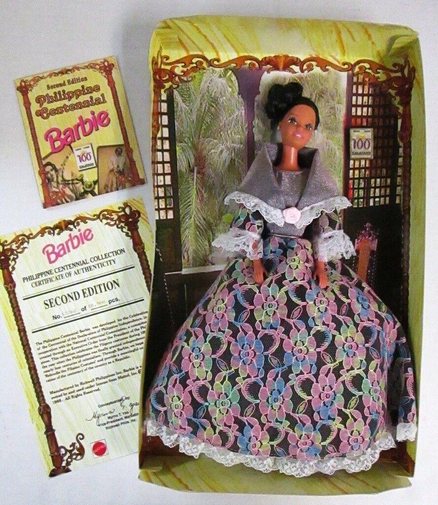 Centenario de Barbie de Filipinas (segunda edición) 63814-9985 [SIN CAJA]