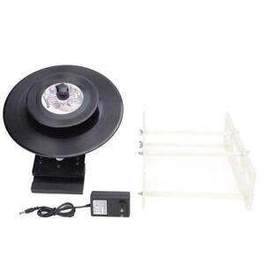 Ultraschall-Record-Schallplatten-Reiniger-Plattenspieler-Ultrasonic-Cleaner-Rack