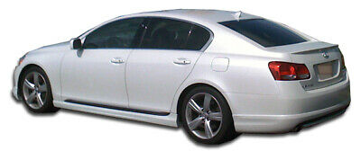 06-11 Lexus GS I-Spec Duraflex Side Skirts Body Kit!! 104927