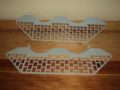 50 Stück üBerlegene Materialien Heimwerker Sonstige Lüftungsprofile/vogelschutz Für Welleternitplatten
