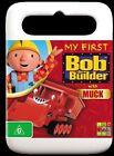 My First Bob The Builder - Muck (DVD, 2012)
