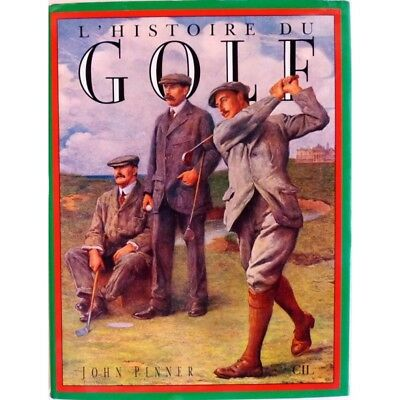 L Histoire Du Golf Pinner John Ebay