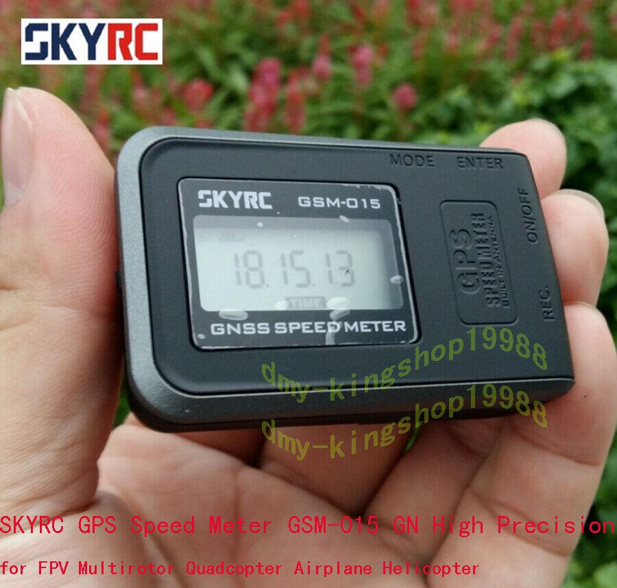 SKYRC GSM-015 GNSS GPS Speed Meter fr RC Drone FPV Multirotor Quadcopter Airplan