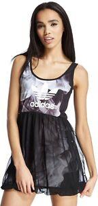 detailed look 14065 8c6bc Image is loading Adidas-Originals-x-Rita-Ora-Black-Mesh-034-