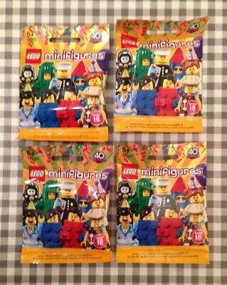 LEGO Minifigures-The Lego Movie 2 71023-5 Sacchetti