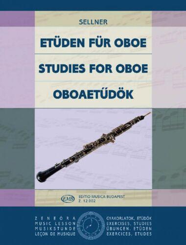 Studies for Oboe NEW 050510419